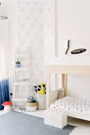 5 minimal and playful wallpapers for a kids room petit u0026 small