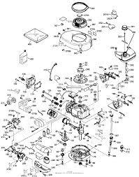 tecumseh lev120 361560b parts diagrams