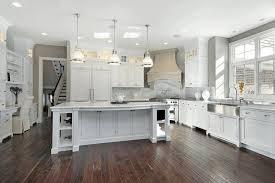 Blue Glass Kitchen Backsplash Dark Floors Light Cabinets Kitchen Black Ceramic Kitchen