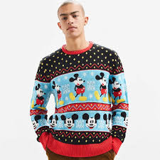 sweater for family mickey mouse fair isle sweater royal family sweaters