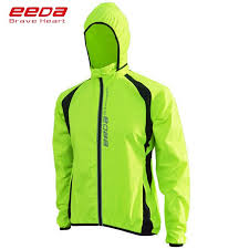 windproof cycling jackets mens eeda brave heart cycling jackets waterproof windproof bike raincoat
