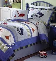 Truck Bedding Sets 16 Best Dylans Bedroom Images On Pinterest Child Room Bedroom