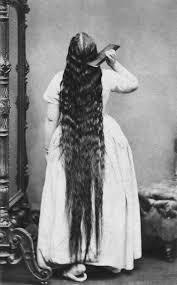 long hair victorian style u2013 14 vintage photos that prove victorian