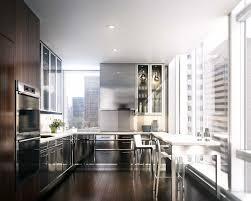 Hotel Kitchen Design Baccarat Residences Kitchen March