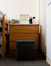 how to prettify your dorm room the makeup table makeup morsels
