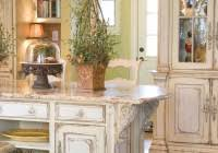 Cream Distressed Kitchen Cabinets Amazing Cream Distressed Kitchen Cabinets Home Design Furniture