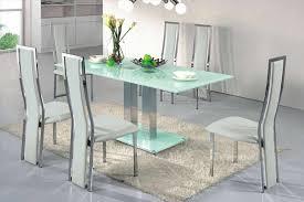 modern glass dining room sets caruba info