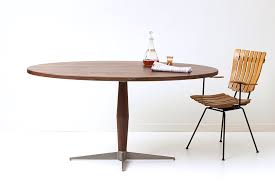 modern pedestal dining table peppermint pie pedestal table wake the tree furniture co
