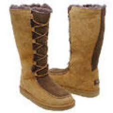 ugg boots sale paypal 69 ugg boots two tone ugg boots front lace up size 9 from