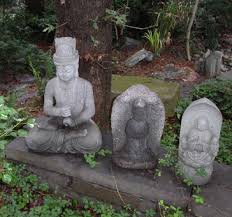 granite asian carved pieces for japanese garden foo dogs