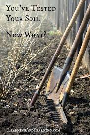 Garden Soil Types - you u0027ve tested your soil now what amending your soil naturally