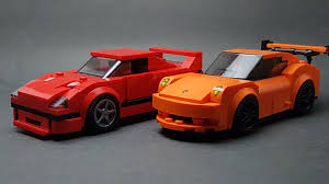 lego ferrari speed champion mocs ferrari f40 and porsche gt3 rs album on imgur