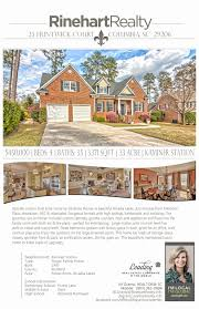23 huntwick court 23 huntwick court columbia sc 29206 homes for