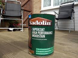 sadolin supercoat high performance exterior woodstain african