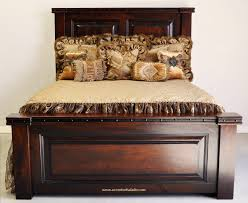 Southwest Bedroom Furniture One Of Our Best Sellers Here Mancini Solid Wood King Bed With