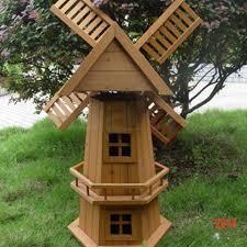 wooden windmill for garden fasci garden