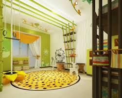 schöne kinderzimmer lustige dschungel dekoration im kinderzimmer 15 schöne beispiele