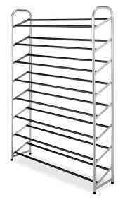 Door Shoe Organizer Racks Simple Closet Storage Design With Shoe Rack Walmart U2014 Spy