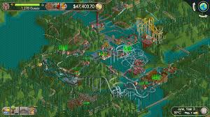 rollercoaster tycoon classic review a near perfect adaptation