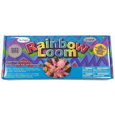 rainbow loom alpha loom rubber band crafting kit walmart com