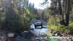 rubicon trail jeep wrangler on the rubicon trail youtube