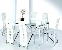All Glass Dining Room Table Glass Dining Room Table And Chairs Glass Dining Room Table Sets Uk