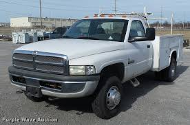 Dodge 3500 Gas Truck - 2002 dodge ram 3500 utility truck item k3392 sold march