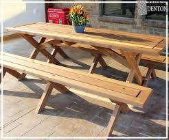picnic table turns into bench hd home wallpaper