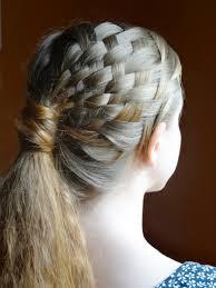 Frisuren F Lange Haare Flechten by Zopf