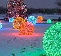 Easy Outdoor Christmas Lights Ideas Christmas Lawn Decorations U2039 Decor Love