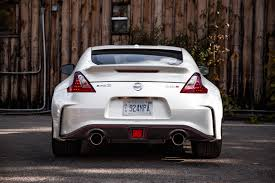 nissan 370z nismo wrapped review 2018 nissan 370z nismo canadian auto review
