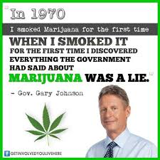 Gary Johnson Memes - it s not just the government but time has proven it s all been a lie