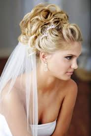 wedding hair veil wedding hairstyles with veils dipped in lace