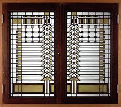 home windows glass design stained glass windows from martin house herbert f johnson