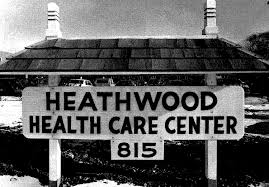 our history heathwood sign 1978