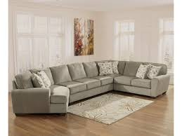 Ashley Furniture Sectionals Ashley Furniture Patola Park Patina 4 Piece Sectional With Left