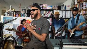 Small Desk Concert by Watch Jidenna Get Animated During His U0027tiny Desk U0027 Performance