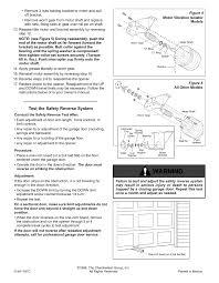 how to adjust craftsman garage door liftmaster repair