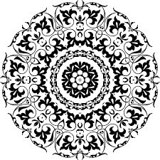 decorative ornament vector clipart