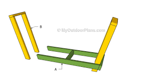 Diy Firewood Rack Plans by Wood Rack Plans Myoutdoorplans Free Woodworking Plans And
