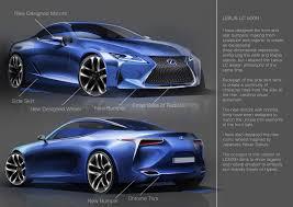 lexus is hybrid quattroruote 2016 autostyle design compitition on behance