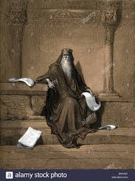 sprüche salomos könig salomo sprüche zu schreiben stich gustave doré 1832