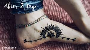 how to create your own henna tattoo ella wayfarer
