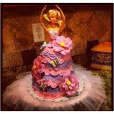 100 barbie doll theme birthday cakes cupcakes cakes