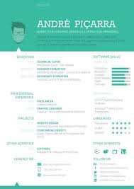Resume Samples For Designers by Make An Enduring First Impression On Hirers With A Bold And