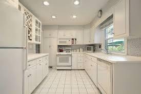 White Kitchen Cabinets With White Appliances Kitchen Cabinet Color Ideas With White Appliances Good Stylish