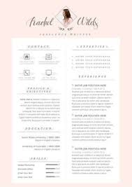 resume template 3 page pack cv template cover letter for ms