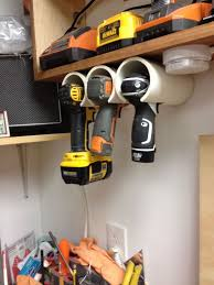 Garage Tool Organizer Rack - clever garage storage and organization ideas hative