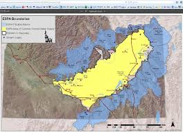 Arizona Aquifer Map by Watering Idaho The Snake River Plain Aquifer Boise State Public