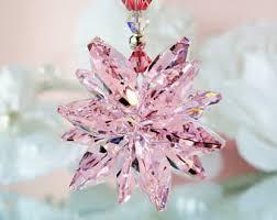 Swarovski Christmas Decorations by Crystal Car Charm Etsy